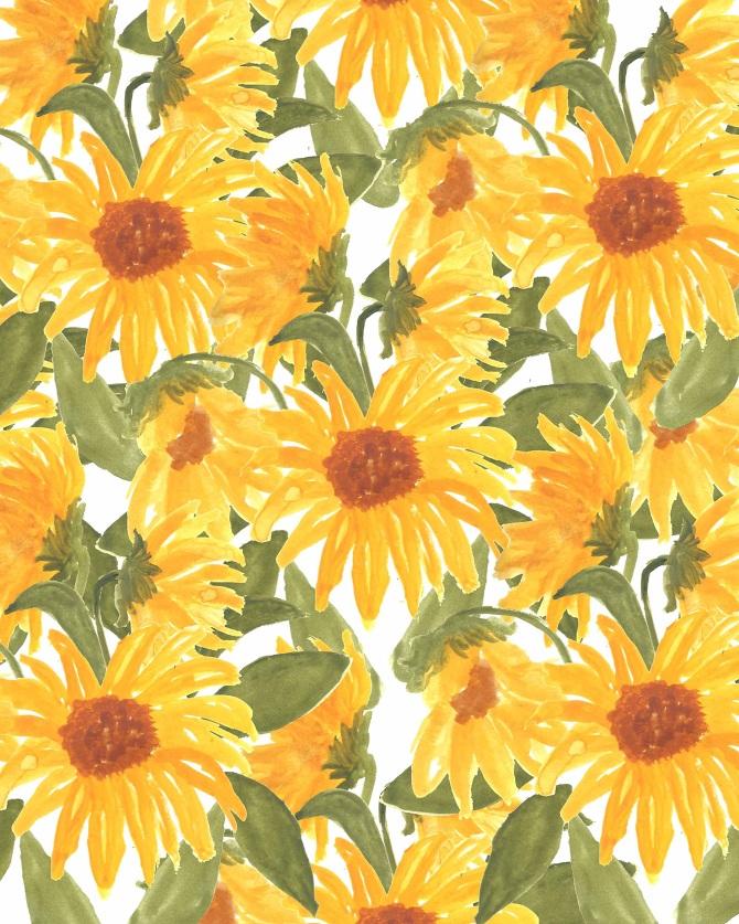 Floral prints bouffants broken hearts mightylinksfo